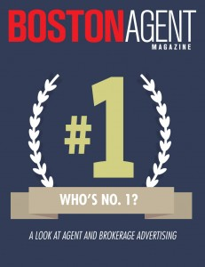 Who's No. 1 in Boston: A Look at Agent and Brokerage Advertising - 11.24.14