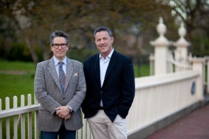 John Bigelow and Bruce Irving, Realtors with Hammond Real Estate