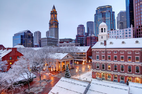 best places in boston