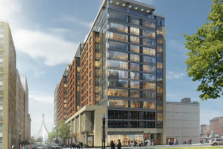 Boston S First Workforce Housing Development In Decades