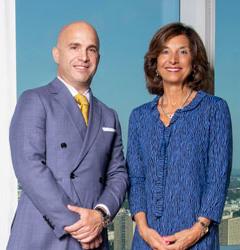R. Wayne Lopez, Cathy Angelini