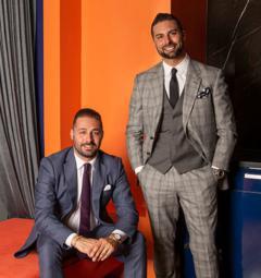 George Sarkis Jr. and Manny Sarkis