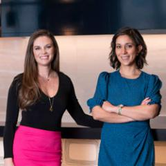 Jessica Allain and Natalie Warren