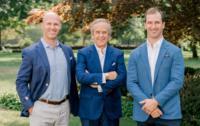 Chris Raveis, Bill Raveis and Ryan Raveis